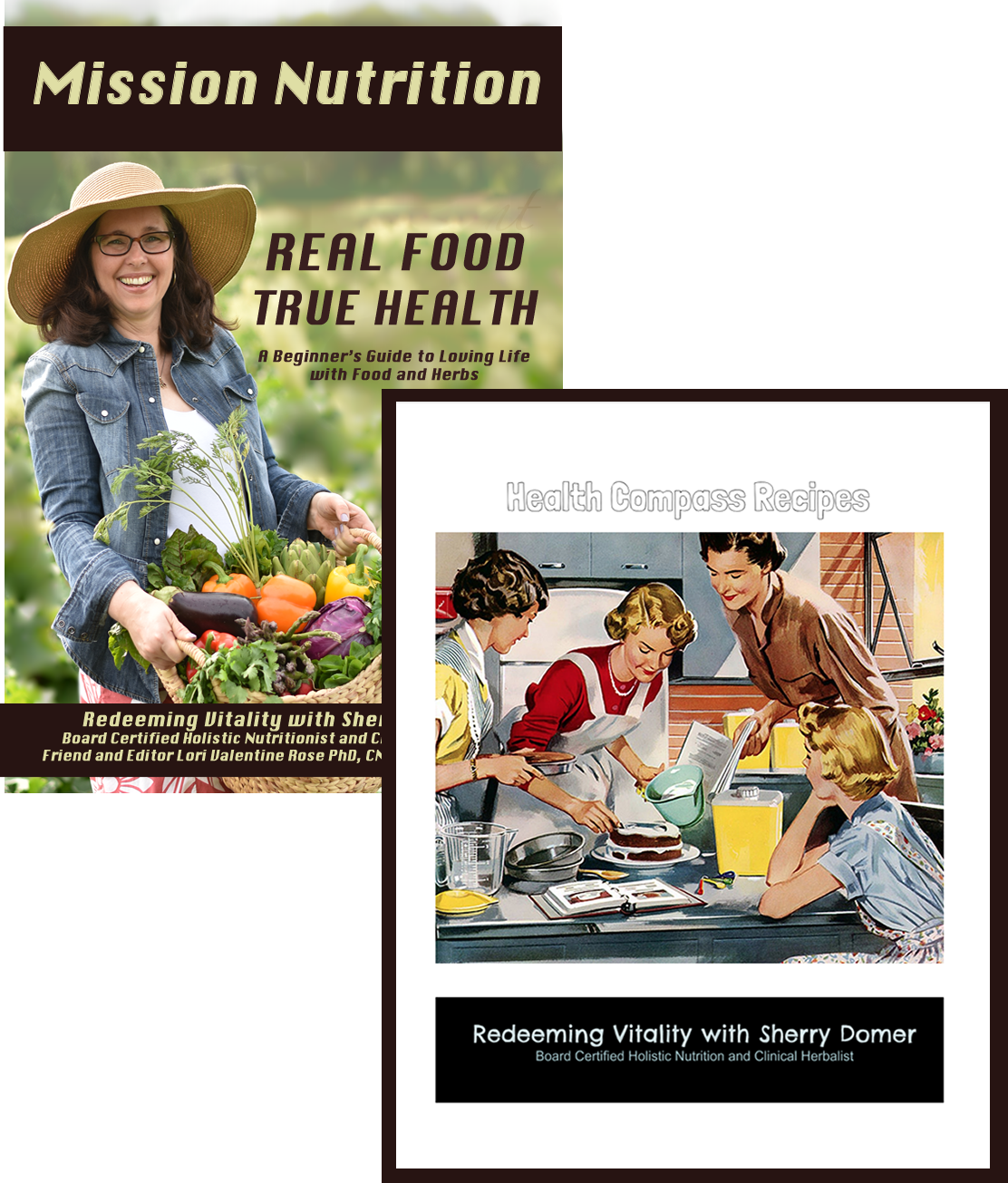 mission nutrition book promotion